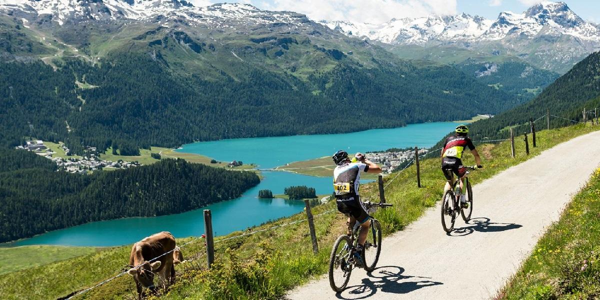 Hotel Schweizerhof St. Moritz Bike