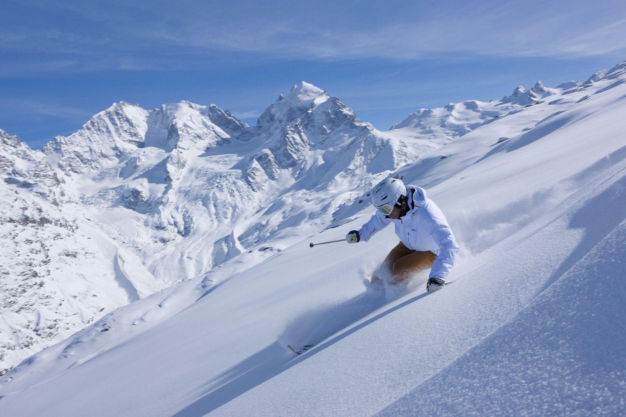 Schweizerhof St. Moritz Winter